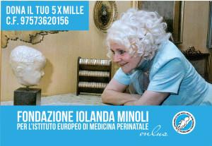 Fondazione Minoli 5 x 1000